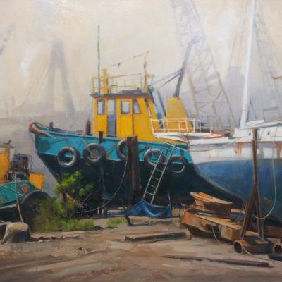 """""""Boat Yard"""""""