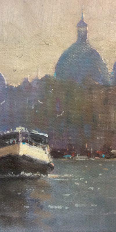 """Early Morning, Venice"""