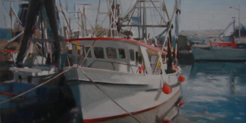 """""""Fishing Boat, Coffs Harbour"""""""