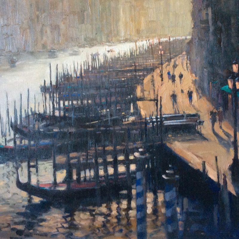 """Grand Canal, Venice"""