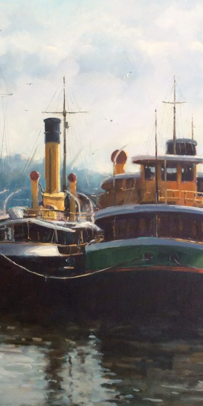"""Heritage Fleet"""