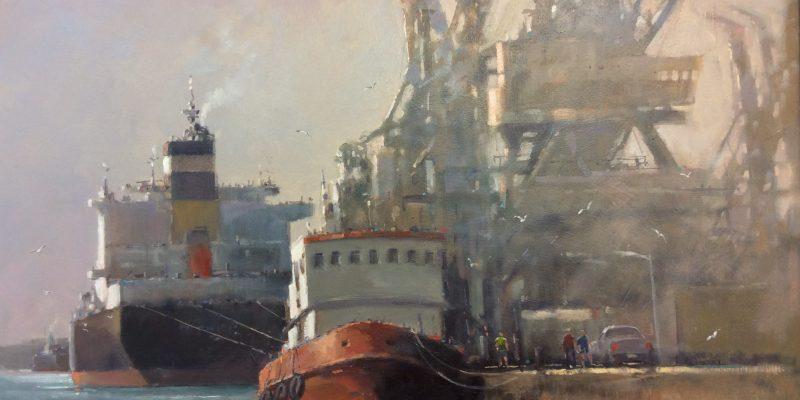 """""""Port Work Day"""""""
