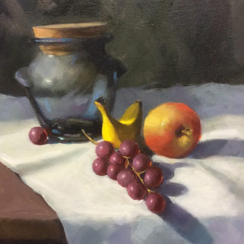 """Jar with Fruit"""