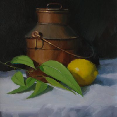 """Lemon and Gumleaves"""