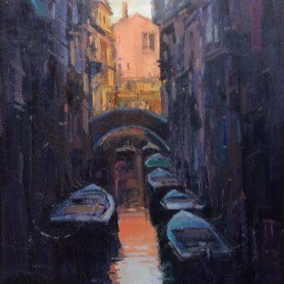 """""""Sunset, Venice"""""""
